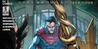 Injustice: Year Four Issue 5