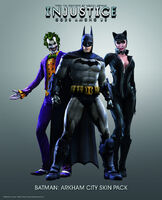 Arkham City DLC