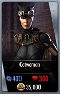 Catwoman Card