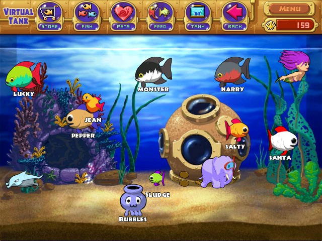 Download Virtual Tank Fish Game Free Software Backuptrends