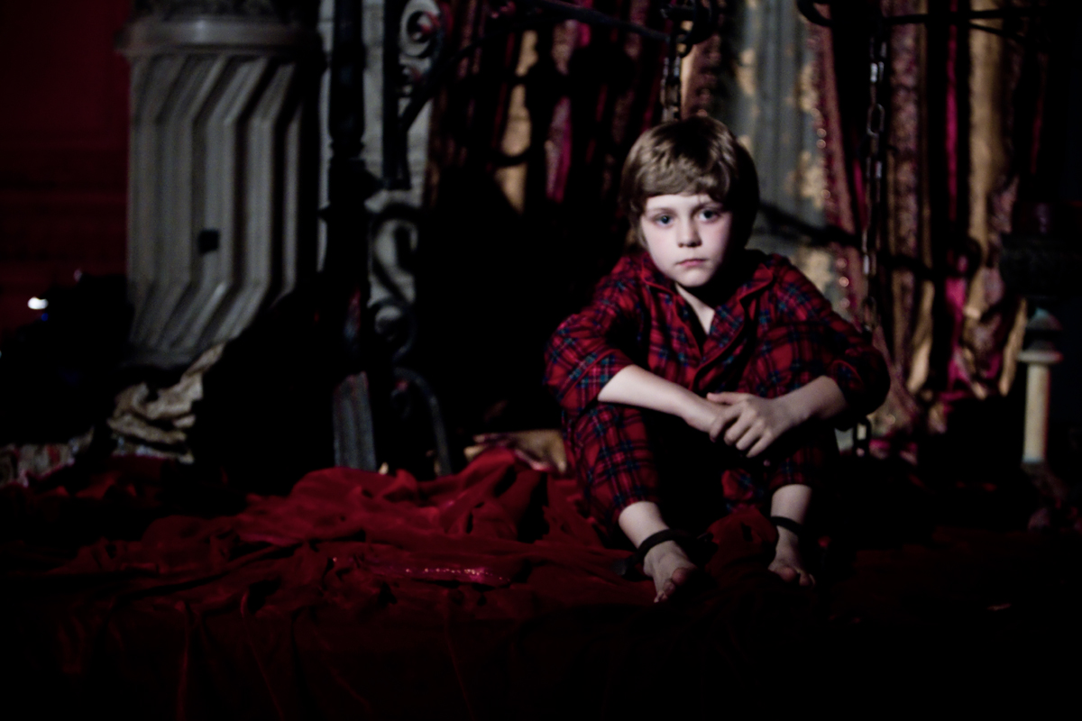 Insidious 2 Demon At The End Biographical information