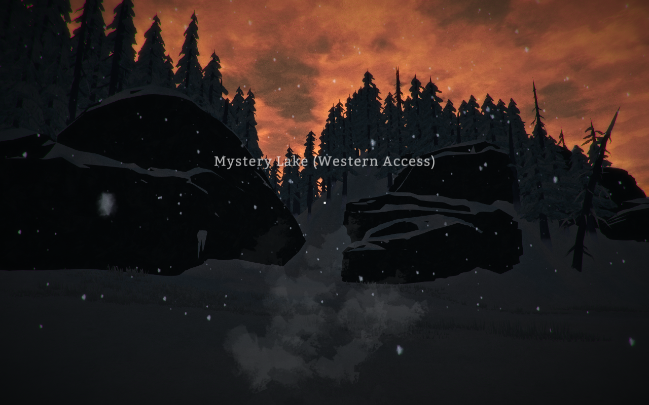 how to get to forlorn muskeg the long dark