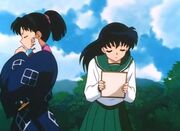 Nobunaga and kagome
