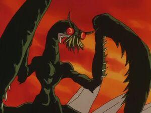 Mantis Demon