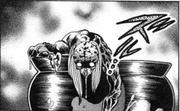 Naraku`s un-named incarnation