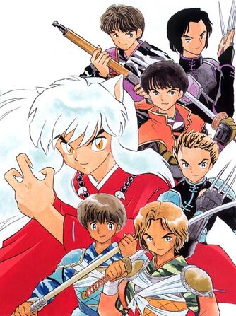 V6 Change the World InuYasha