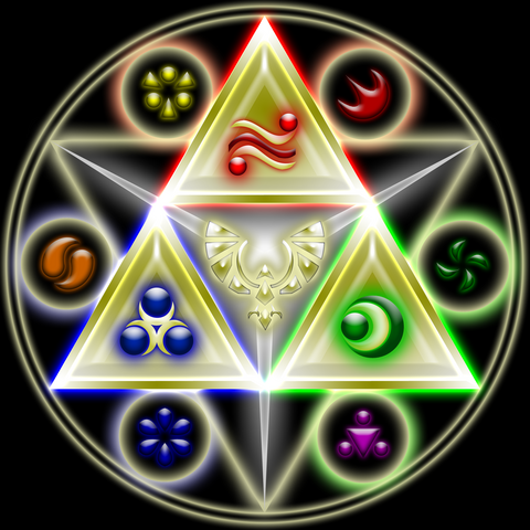 File:The Triforce by AceRacer.png