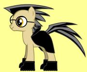 Dib pony by lleviton-d55lsv4