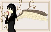 Base 004 angel no original by vocaloid10-d2xp4xn