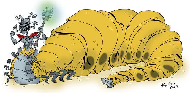 File:Queen Slug for a Butt by Hitlersbrain.jpg