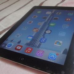 iPad 2 running iOS 7