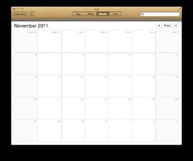 ICal 4.0 OS X 1.06