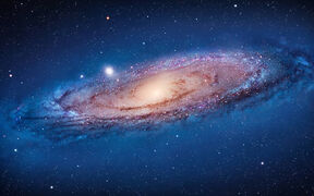 Andromeda-Wallpaper
