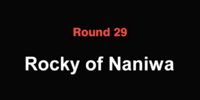 Rocky of Naniwa
