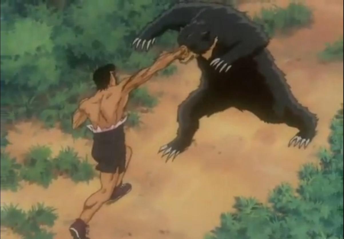 Bear Slayer Punch Wiki Ippo Fandom Powered By Wikia