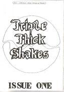 Triple thick shakes