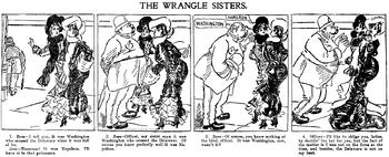 Wranglesisters
