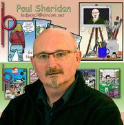 Paul Sheridan Irish comics