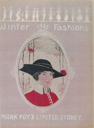 Mark Foy catalogue Winter 19151