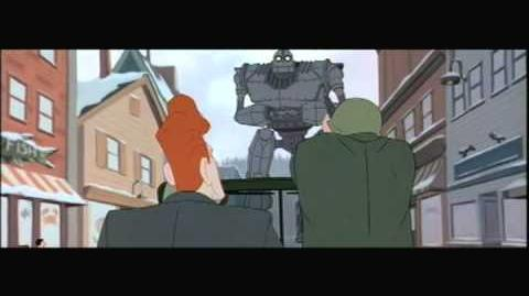 The Iron Giant - The Giant Discovered