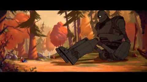 The Iron Giant - Debut Trailer