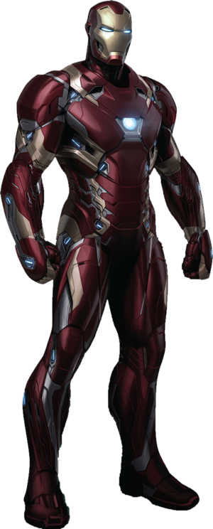 Mark 46 - Iron Man Wiki - Wikia