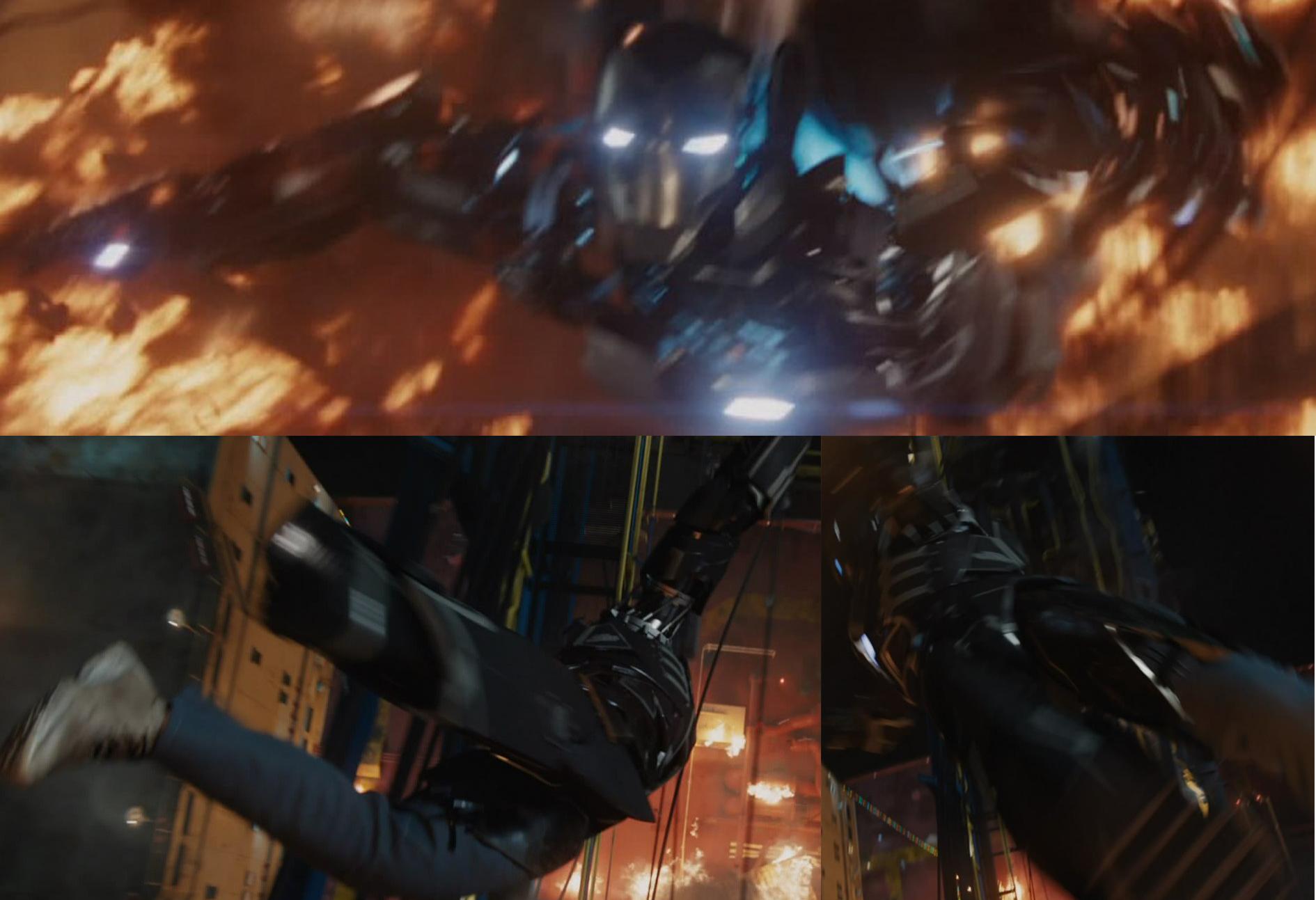 Mark Viii Iron Man 3 Mark 15 in Iron Man 3