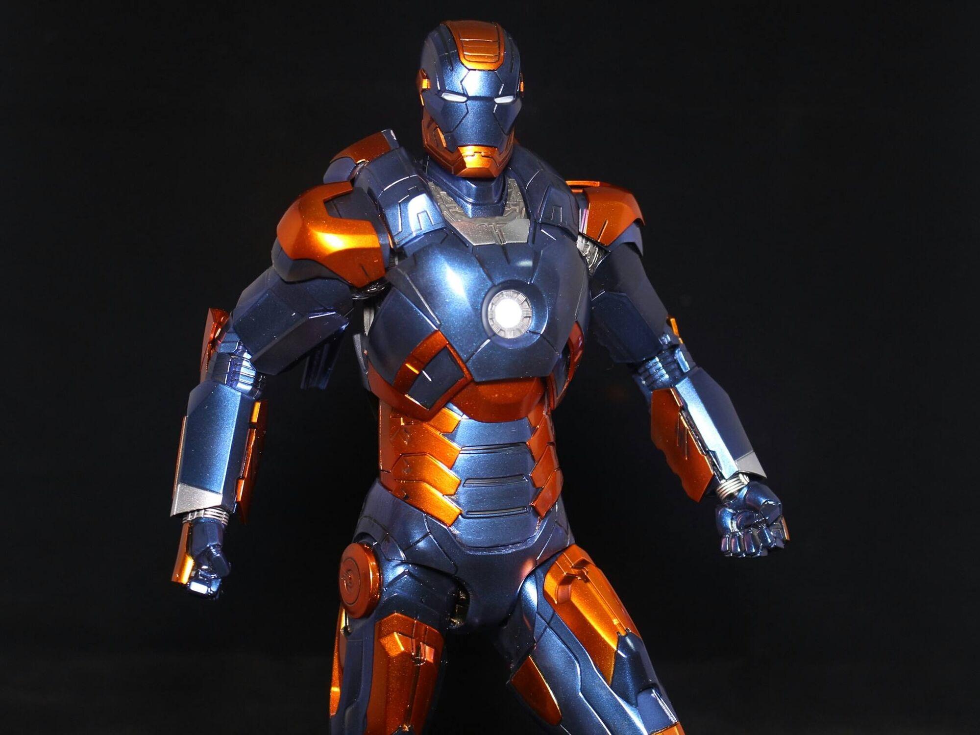Image - 自創-Hottoys-Iron-Man-Mark-18-and-Mark-27-玩具點評4.jpg ...