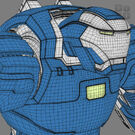 Large iron man 3 suits - mark 38 igor mark 39 gemini 3d model 3ds fbx obj max c2e60166-5af9-4aae-9146-846f6cfaa617