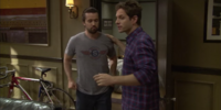 Dennis and Mac's apartment