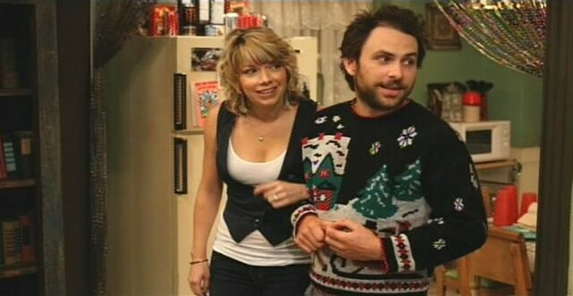 File:Charlie Day with wife.jpg