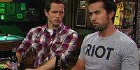 Dennis and Mac