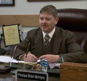 Principal McIntyre