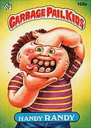 Garbage pail kids 12