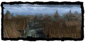 Quartiere del Tempio veduta aerea