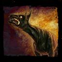 Bestiary Hellhound