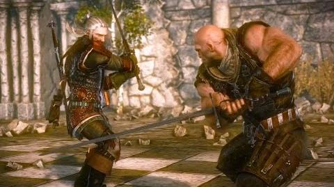 Killing Letho Final Battle (The Witcher 2) Full HD