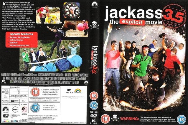Jackass 3 5 beginning