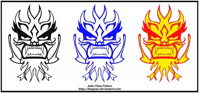 image jade chan tattoo jackie chan adventures 11292435 ForJackie Chan Adventures Jade Tattoo