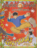 Jackie Chan Adventures Magazine Christmas Special