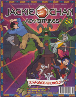 Jackie Chan Issue 80