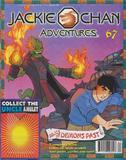 Jackie Chan Adventures Magazine 67