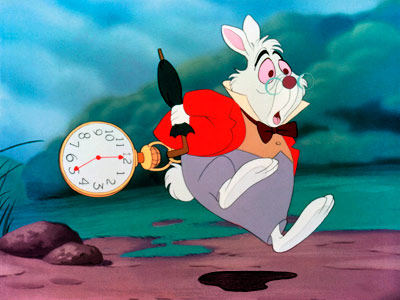 White Rabbit | Jaden's Adventures Wiki | Fandom powered by ...