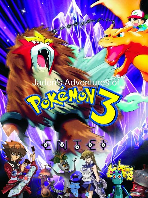 Pokemon 3: the Movie Trailer - YouTube