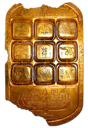Golden Tablet Of Akhmenrah Jaden S Adventures Wiki