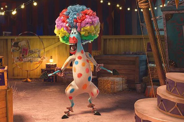 madagascar 3 song afro circus dailymotion