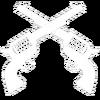 Weapons Icon White