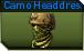 Camo headdress e icon