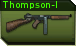 Thompson m1a1-I c icon