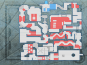 Krimzon Guard fortress map
